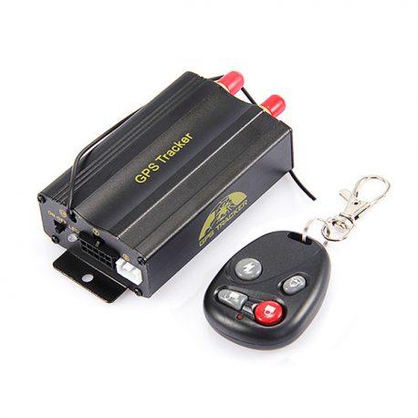 Tk103 GPS nyomkoveto fokep