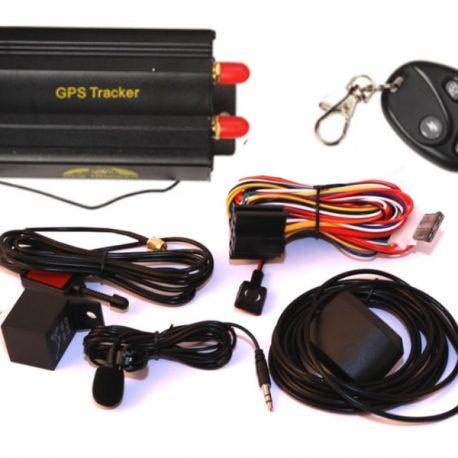 Tk103 GPS nyomkoveto kit-cd
