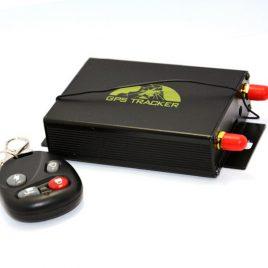 JTK105B GPS nyomkövető (autó, motor, teherautó)