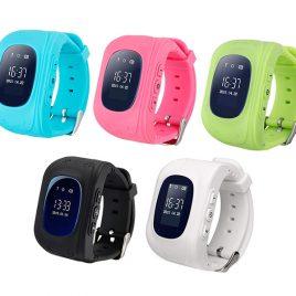 SQ50 nyomkövető GPS óra gyerekeknek NEM érintőkijelzős
