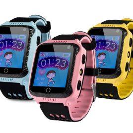 GW500S okosóra gyerekeknek GPS nyomkövetővel, kamerával, érintőkijelzős