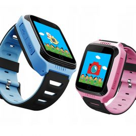 SQ528 okos óra gyerekeknek GPS nyomkövetővel, érintőkijelzős