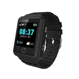 SV38 nyomkövető GPS okosóra felnőtteknek, érintőkijelzős, vízálló