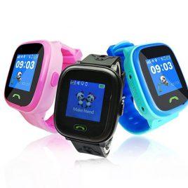 SHW8 nyomkövető GPS óra gyerekeknek érintőkijelzős, vízálló