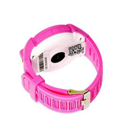 SG610 nyomkövető gps ora gyerek pink_2