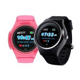 STK06 nyomkövető GPS okos óra gyerekeknek érintőkijelzős, vízálló