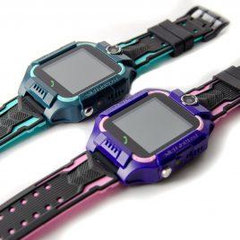 Twinkler GK01 GPS okosóra gyerekeknek érintőkijelzős, kamerával, vízálló