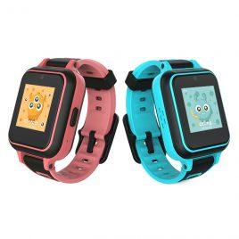 Bubble W100M GPS okosóra gyerekeknek kamerával, érintőkijelzős, vízálló (4G)