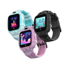 Wonlex KT16 GPS okosóra gyerekeknek kamerával, érintőkijelzős, vízálló (4G)