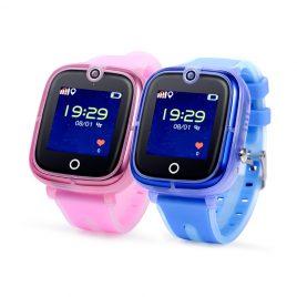 Wonlex KT07 GPS okos óra gyerekeknek érintőkijelzős, vízálló