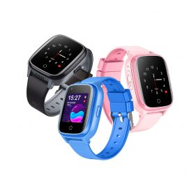 Vobtech D32 GPS okos óra gyerekeknek érintőkijelzős, vízálló (4G)